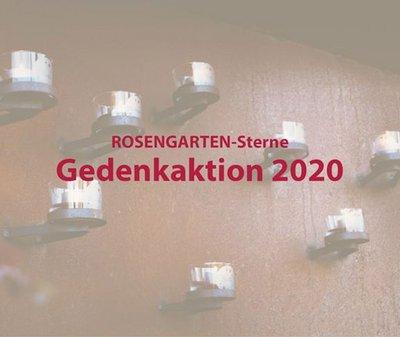ROSENGARTEN Tierbestattung Video Stiftung Gedenkaktion Sterne