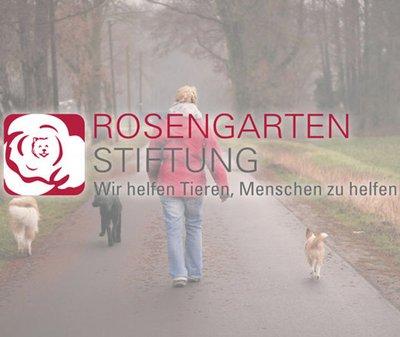 ROSENGARTEN Tierbestattung Video Stiftung Imagefilm Assistenzhunde