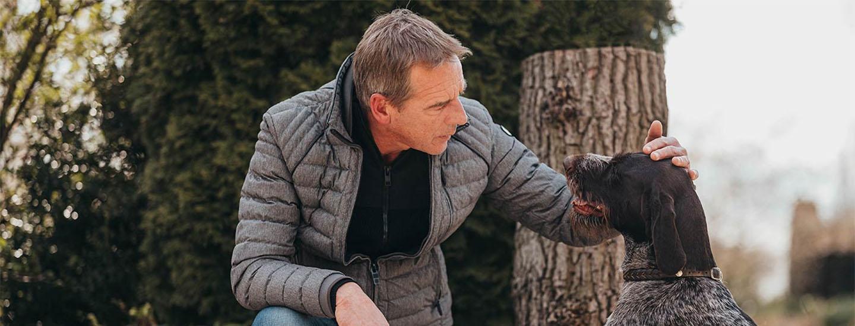 ROSENGARTEN Tierbestattung Streubeet Hund