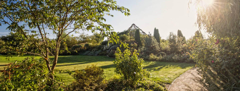 ROSENGARTEN Tierbestattung Garten Badbergen