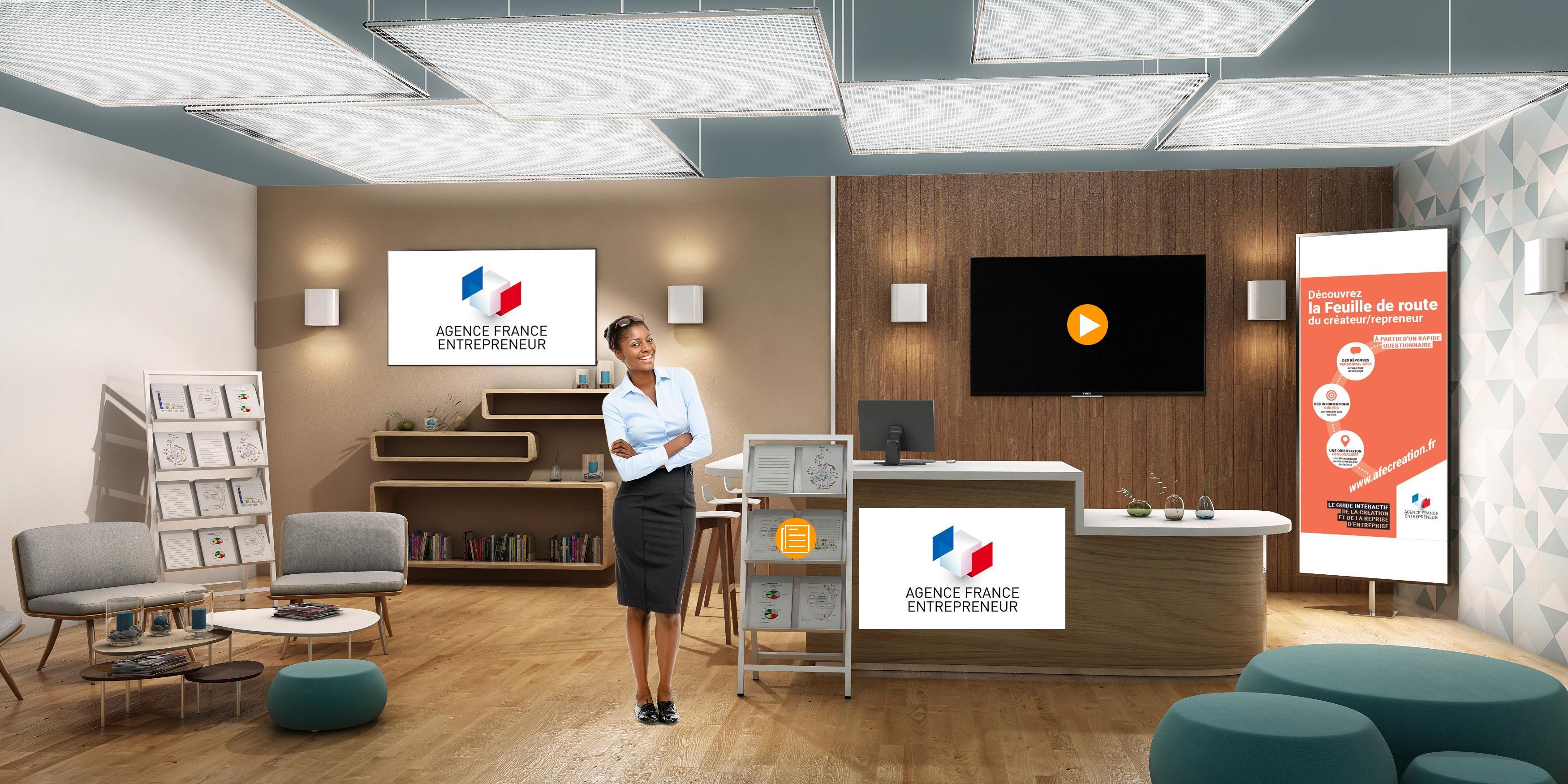 agence france entrepreneur. Black Bedroom Furniture Sets. Home Design Ideas