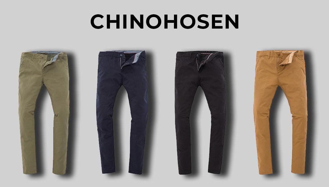 chinohosen