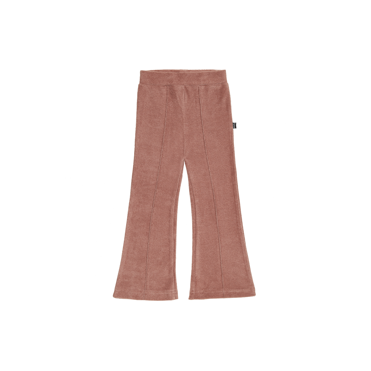 FLARED PANTS (Color: Baked Clay coming soon)