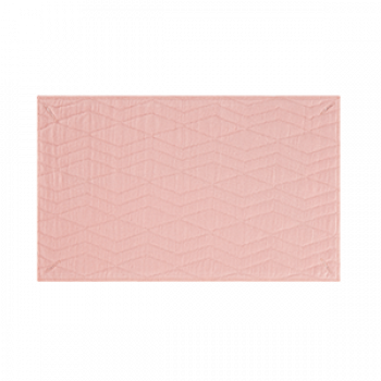 Geo Jacq - Powder Pink