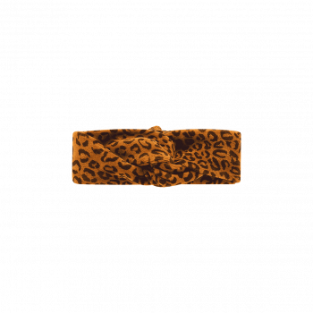 Golden Brown Leopard