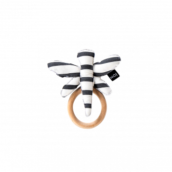 TEETHING RING DRAGONFLY