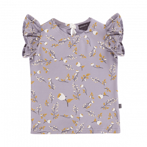 Floral Dusty Lilac