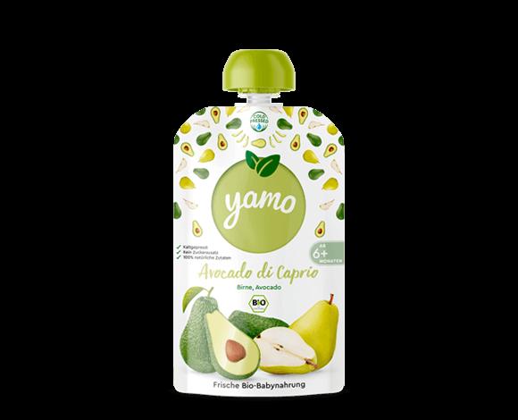 Yamo Quetschie Avocado di Caprio