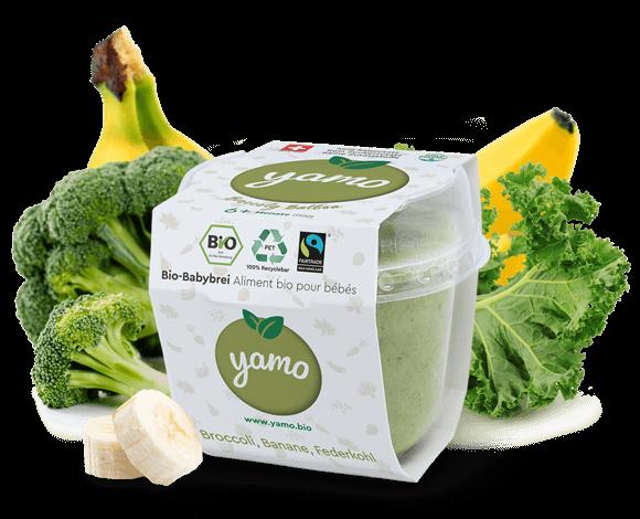 Yamo Brei Broccoly Balboa