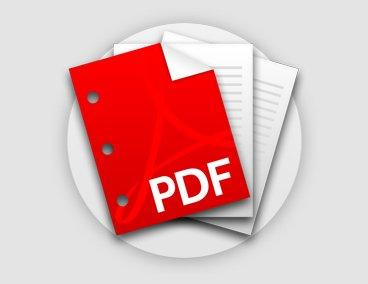 פיצול קבצי pdf