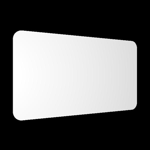 כרטיסי ביקור  בעיצוב אישי, גודל 9x5 ס״מ, דגם דף נקי