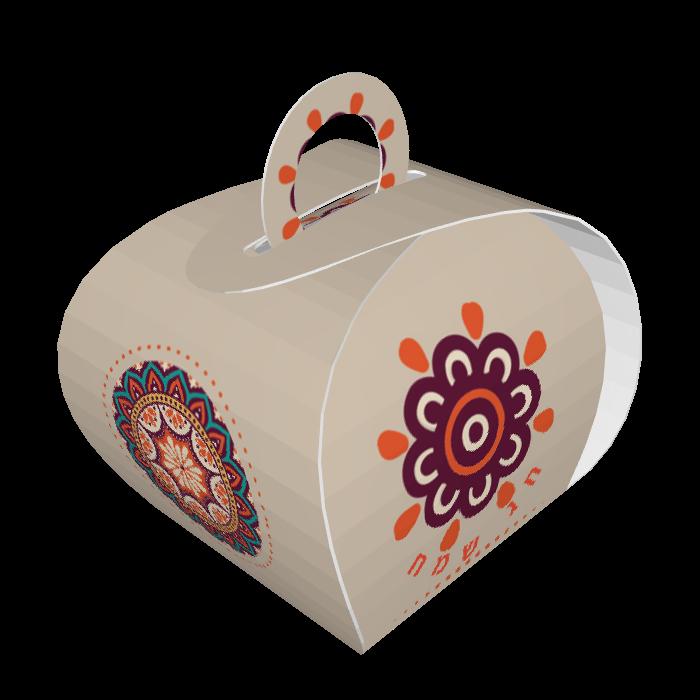 קופסאות הפתעה בעיצוב אישי, דגם שוקולד