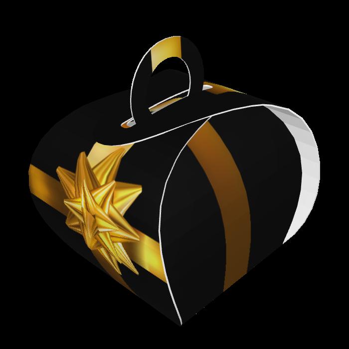 קופסאות הפתעה בעיצוב אישי, דגם זהב