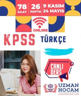 Türkçe - GKGY 2021