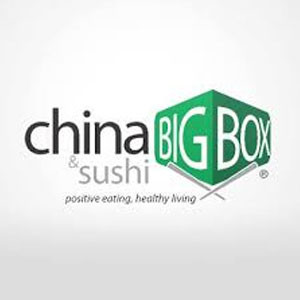 China Big Box & Sushi