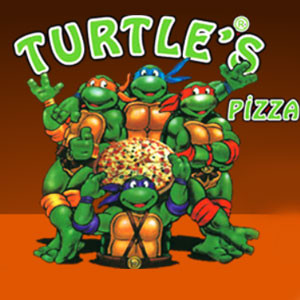 Turtles Pizza