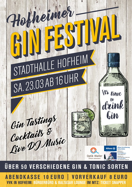 Gin Festival
