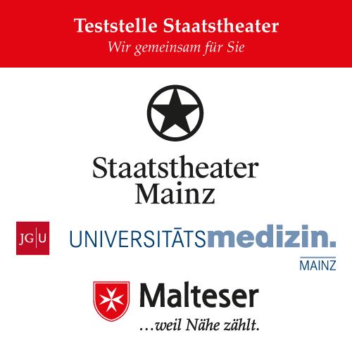 Teststelle Staatstheater Mainz