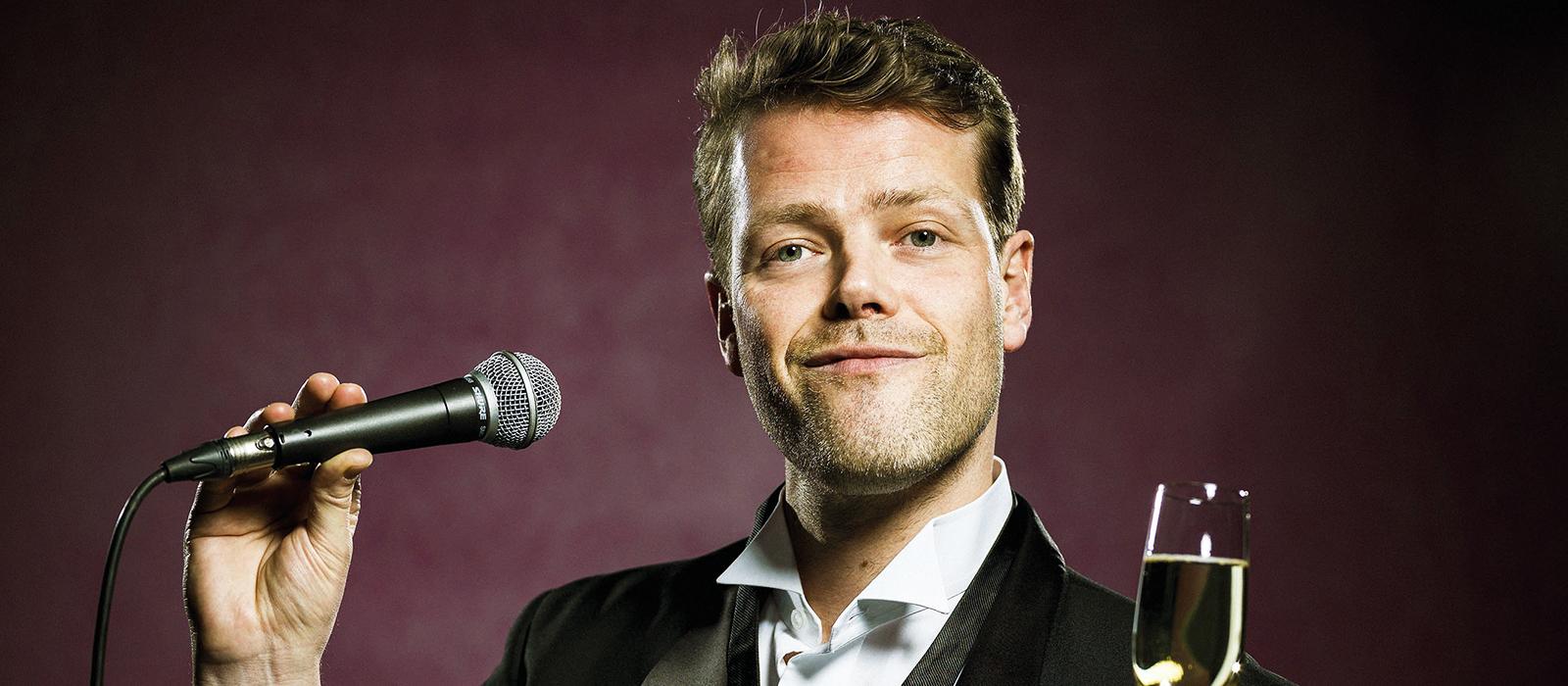 Martijn Konings Oudejaarsconference 2019 - feestdagen 2019 bij RTL
