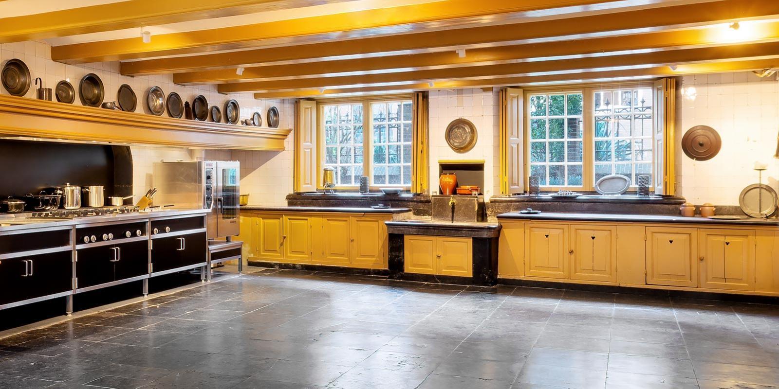 Historische Keuken