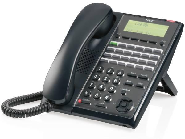 digital desktop phones NEC DTH 16D Phone Manual NEC DTH 16D Phone Manual