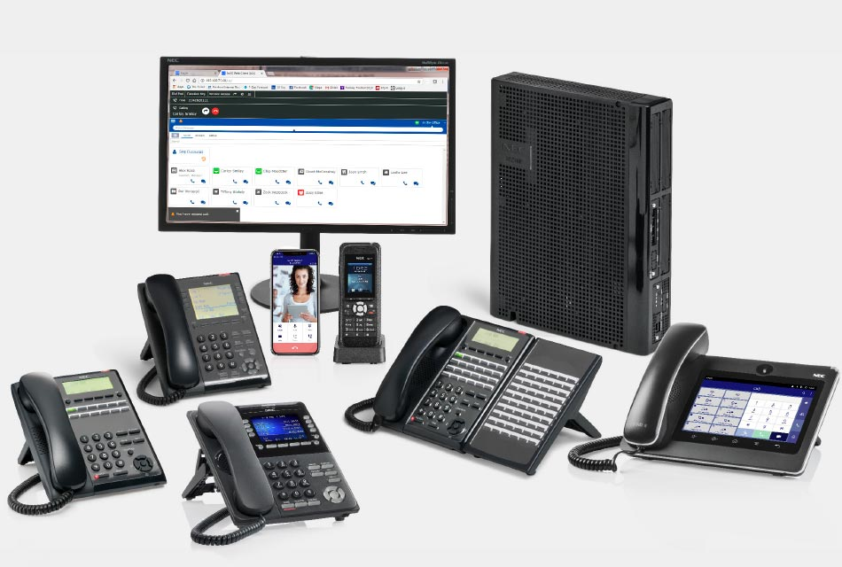 SL2100 Communications System: Built in Brilliance