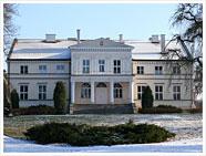 Pałac w Małej Komorzy