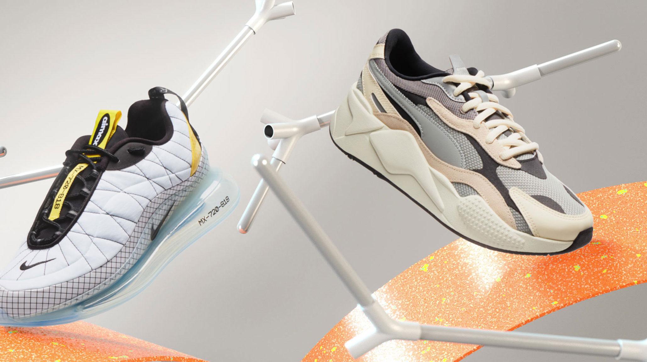 sneakers puma homme zalando
