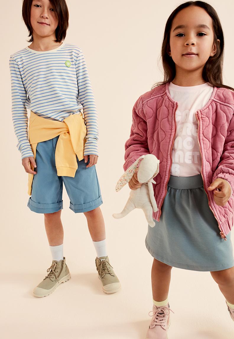 Bærekraftige barneklær   Zalando
