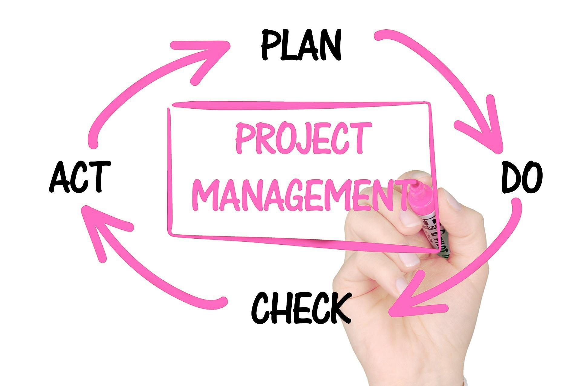 Image for Projectmanagement