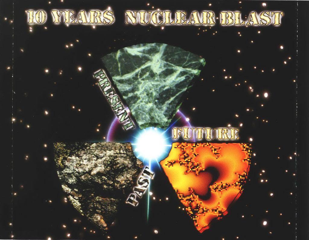Various 1-A - 10 Years Nuclear Blast