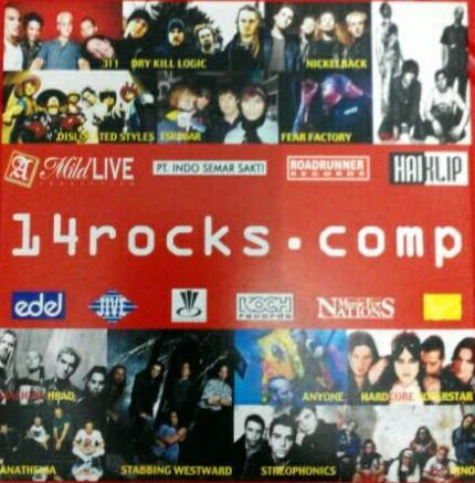 Various 1-A - 14rocks.comp