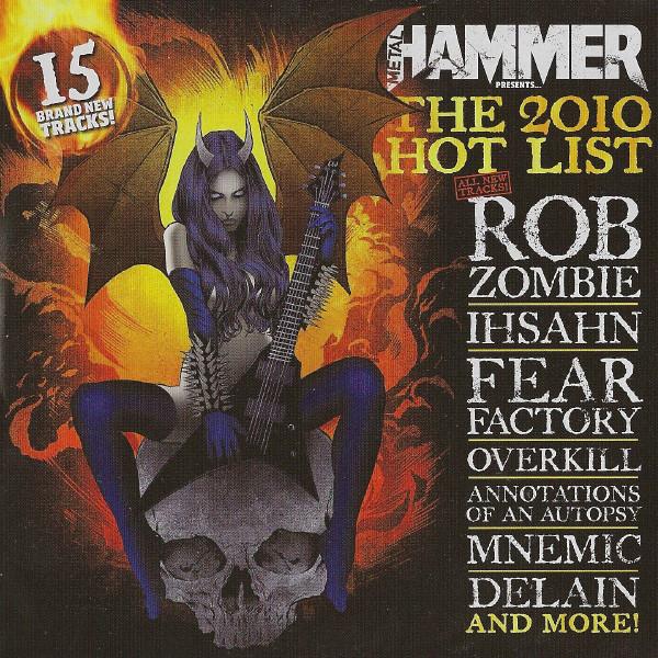 Various 1-A - The 2010 Hot List