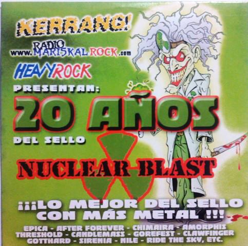 Various 1-A - 20 A�os Nuclear Blast