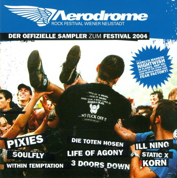 Various 1-A - Aerodrome Rock Festival Wiener Neustadt