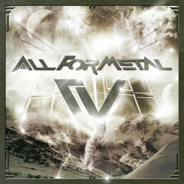 Various 1-A - All For Metal IV
