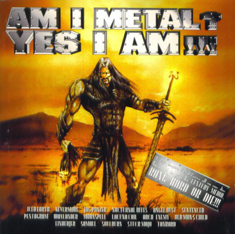 Various 1-A - Am I Metal? Yes I Am!!!