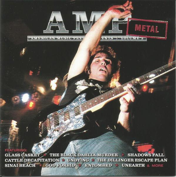 Various 1-A - AMP Volume 3: Metal
