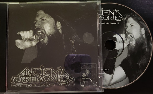 Various 1-A - Ancient Ceremonies Compilation Vol. 8