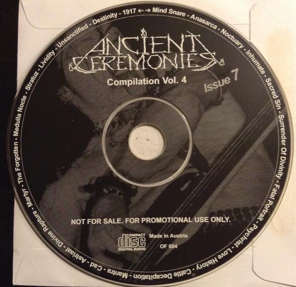 Various 1-A - Ancient Ceremonies Compilation Vol. 4