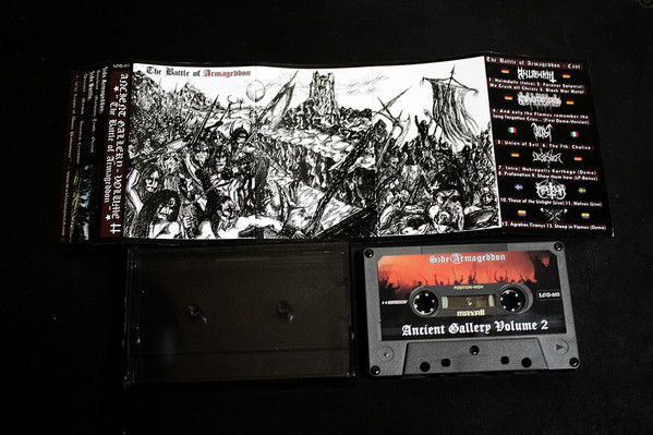 Various 1-A - Ancient Gallery Volume II - The Battle of Armageddon