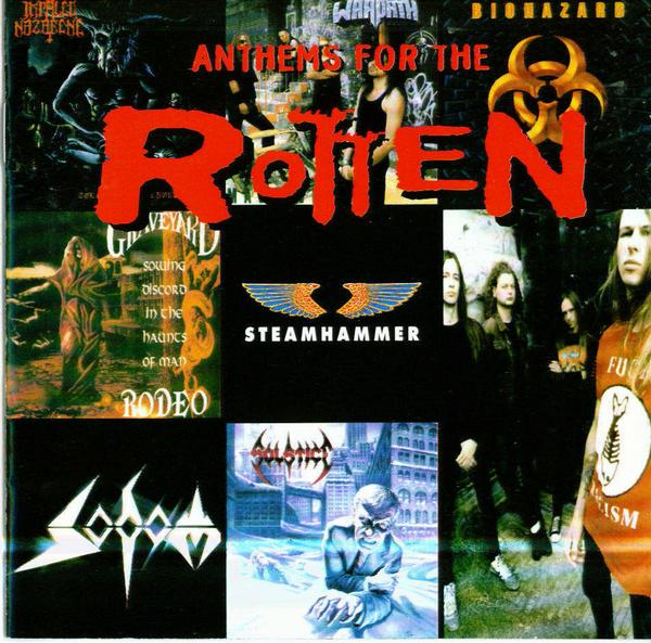Various 1-A - Anthems For The Rotten