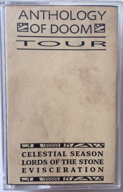 Various 1-A - Anthology Of Doom Tour