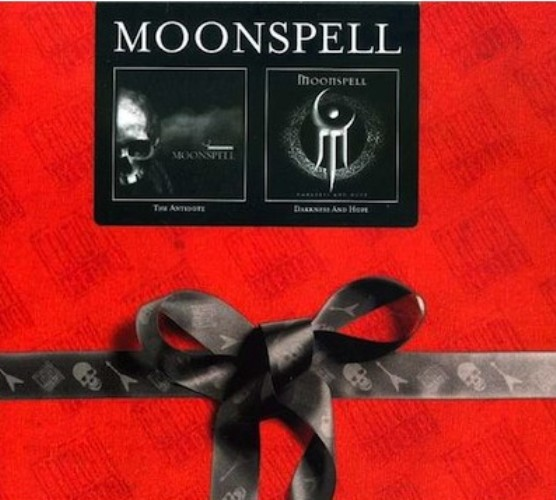 Moonspell - Two 4 One