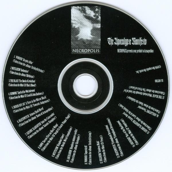 Various 1-A - The Apocalypse Manifesto