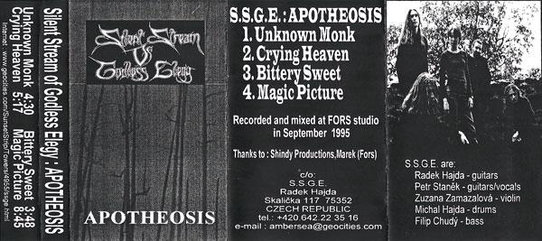 Silent Stream Of Godless Elegy - Apotheosis (demo)