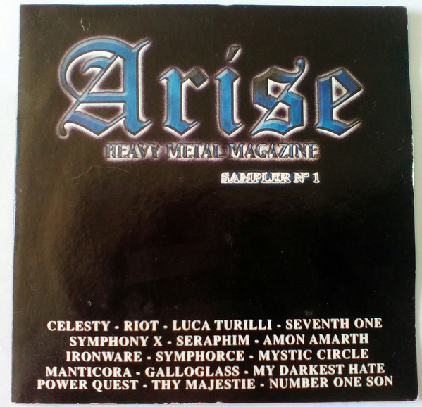 Various 1-A - Arise Heavy Metal Magazine Sampler N� 1