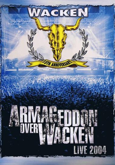 Various 1-A - Armageddon Over Wacken - Live 2004 (video)