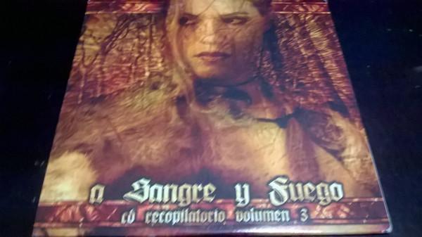 Various 1-A - A Sangre Y Fuego volumen 3