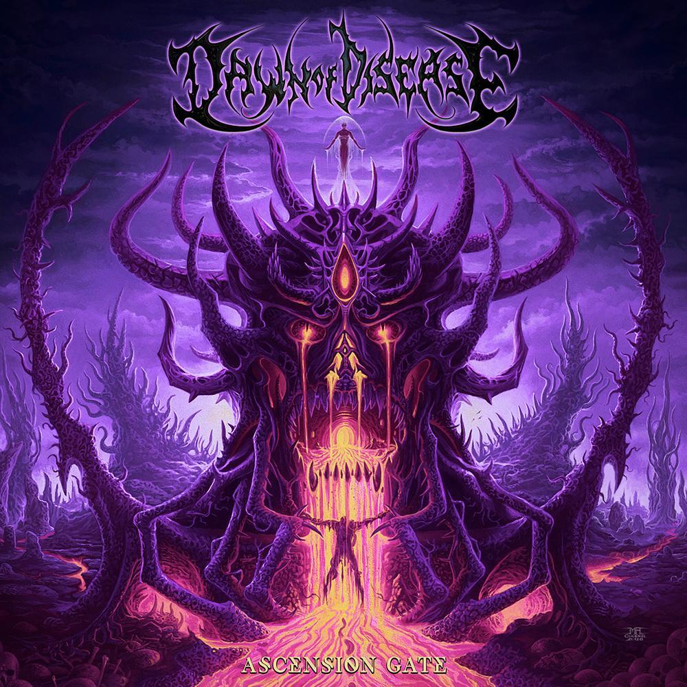 Dawn Of Disease - Ascension Gate